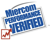 Miercom Performance verifiziert